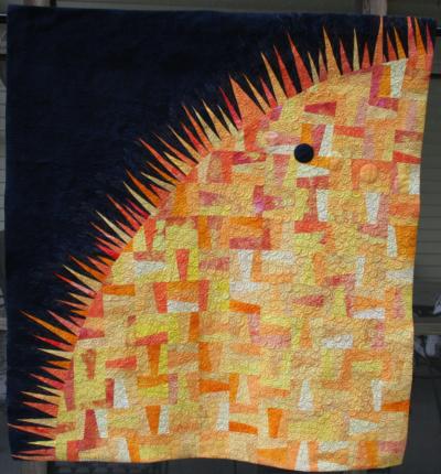 Transit of Venus quilt