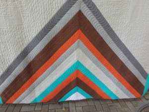 striped chevron